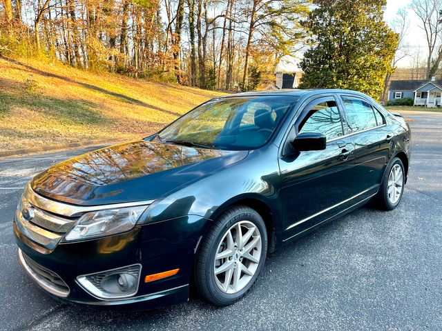 2010 Ford-31 Mpg! $5595! Bhph! Fusion-EXT WARRANTY SEL-BLK ON BLK MINT in Knoxville, Tennessee 37920