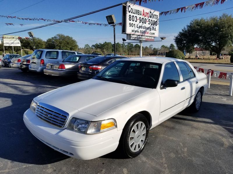 2010 Ford CROWN VICTORIA POLICE INTERCEPTOR  city SC  Columbia Auto Center  in Columbia, SC