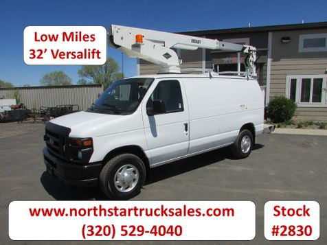 2010 Ford E-350 32' Versalift Bucket Van  in St Cloud, MN