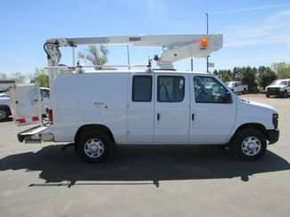 2010 Ford E-350 32 Versalift Bucket Van   St Cloud MN  NorthStar Truck Sales  in St Cloud, MN