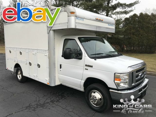2010 Ford E350 Duracube Max MAX UTILITY SERVICE WALK IN 45K MILES 1-OWNER