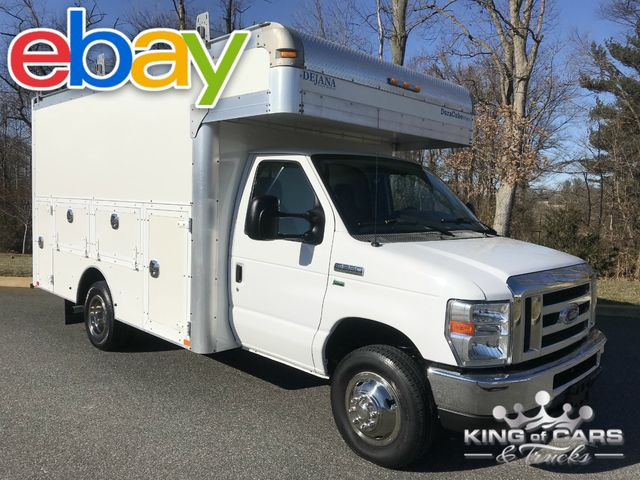 2010 Ford E350 Duracube Max UTILITY SERVICE WALK IN 38k MILES 1-OWNER