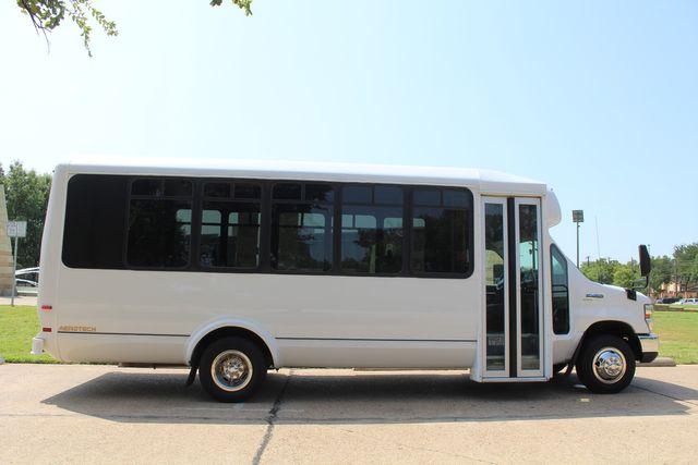 2010 Ford E450 22 Passenger Eldorado Shuttle Bus W/ Rear Luggage Storage Irving, Texas 11