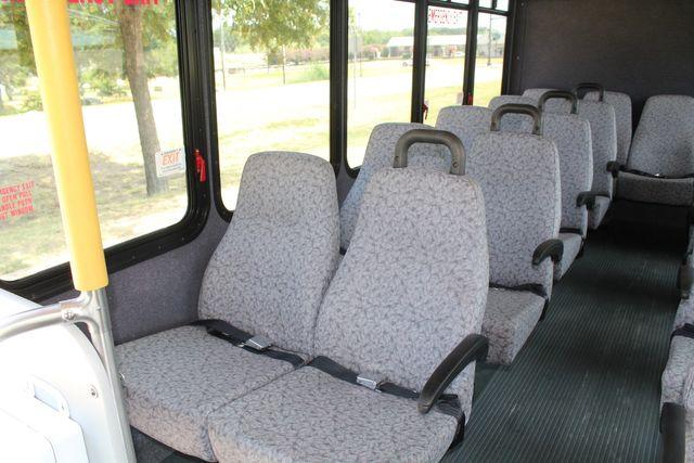 2010 Ford E450 22 Passenger Eldorado Shuttle Bus W/ Rear Luggage Storage Irving, Texas 18