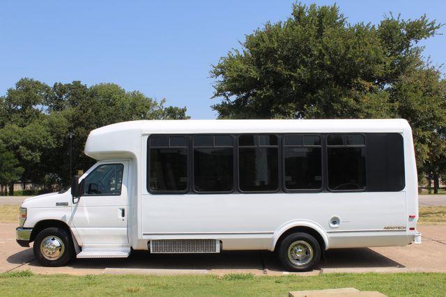 2010 Ford E450 22 Passenger Eldorado Shuttle Bus W/ Rear Luggage Storage Irving, Texas 5