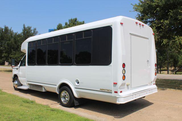 2010 Ford E450 22 Passenger Eldorado Shuttle Bus W/ Rear Luggage Storage Irving, Texas 6