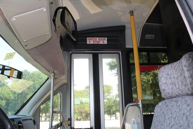 2010 Ford E450 22 Passenger Eldorado Shuttle Bus W/ Rear Luggage Storage Irving, Texas 54