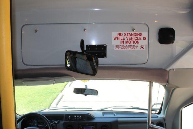 2010 Ford E450 22 Passenger Eldorado Shuttle Bus W/ Rear Luggage Storage Irving, Texas 27