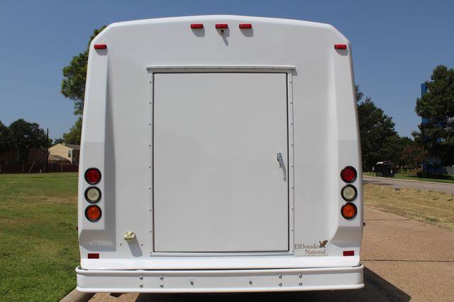 2010 Ford E450 22 Passenger Eldorado Shuttle Bus W/ Rear Luggage Storage Irving, Texas 56