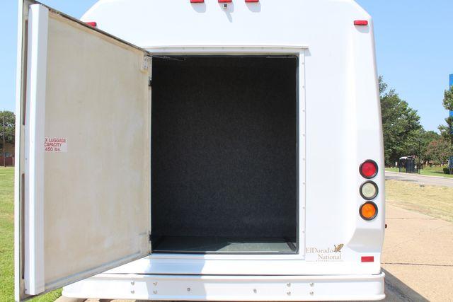 2010 Ford E450 22 Passenger Eldorado Shuttle Bus W/ Rear Luggage Storage Irving, Texas 58