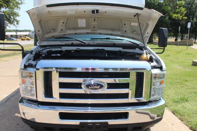 2010 Ford E450 22 Passenger Eldorado Shuttle Bus W/ Rear Luggage Storage Irving, Texas 73