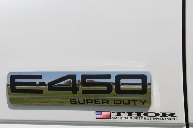 2010 Ford E450 22 Passenger Eldorado Shuttle Bus W/ Rear Luggage Storage Irving, Texas 81