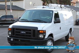 2010 Ford ECONOLINE CARGO VAN 1-OWNER CNG 53K MLS SERVICE RECORDS in Woodland Hills, CA 91367