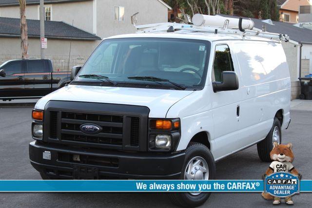 2010 Ford ECONOLINE CARGO VAN 1-OWNER CNG 53K MLS SERVICE RECORDS