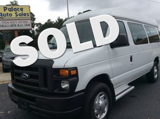 2010 Ford Econoline Van Handicap wheelchair accessible van  city NC  Palace Auto Sales   in Charlotte, NC