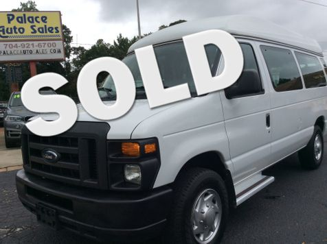 2010 Ford Econoline Van Handicap wheelchair accessible van in Charlotte, NC