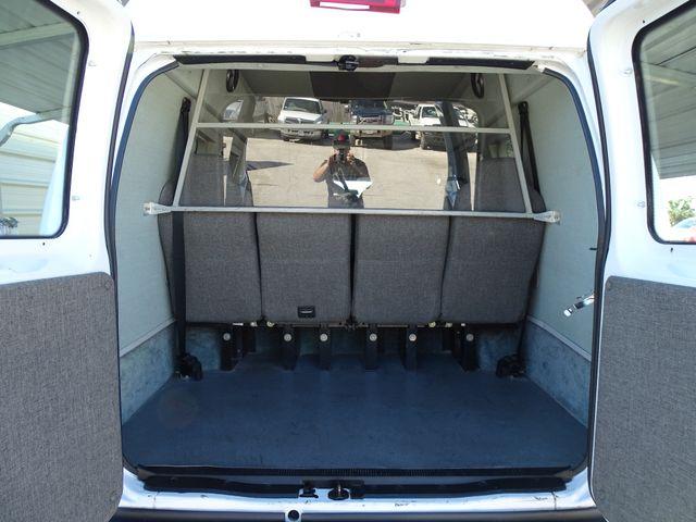 2010 Ford Econoline 10 Passenger Van Passenger Van Corpus Christi, Texas 25