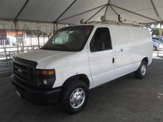 2010 Ford Econoline Cargo Van Commercial Gardena, California