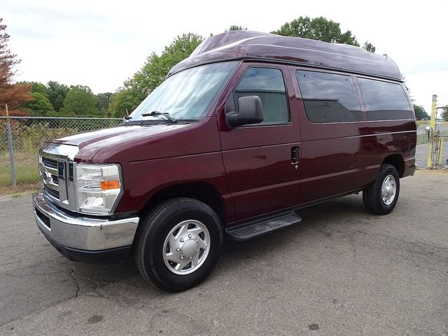 2010 Ford Econoline Cargo Van Commercial Madison, NC 6