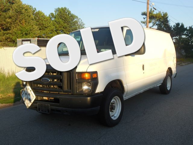 2010 Ford Econoline Cargo Van Commercial Snellville , GA