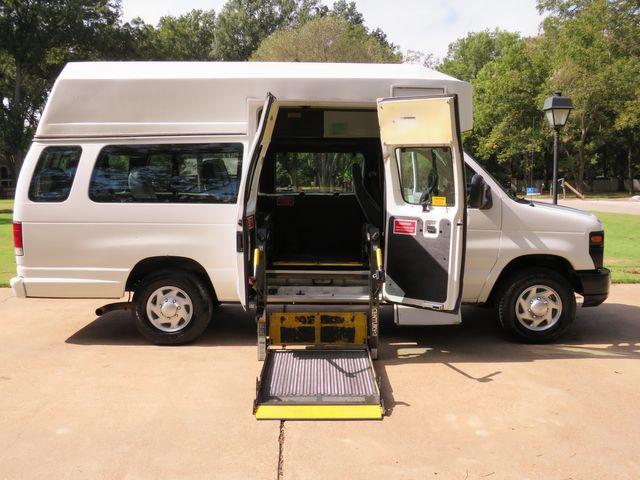 2010 Ford Econoline Raised Roof Wheel Chair Van