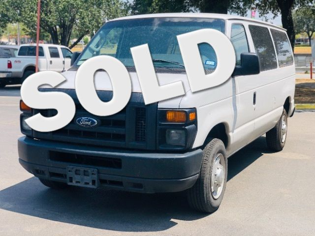 2010 Ford Econoline E-350 XL Super Duty