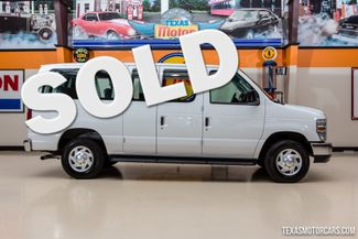2010 Ford Econoline Wagon XLT in Addison Texas, 75001