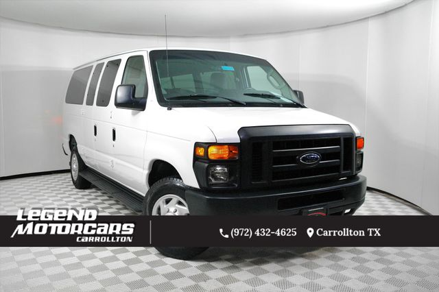 2010 Ford Econoline Wagon XL