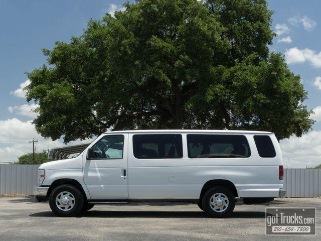 2010 Ford Econoline Wagon XLT 5.4L V8