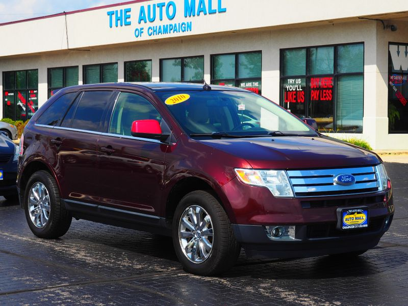 Ford Edge Limited Champaign Illinois The Auto Mall Of Champaign In Champaign