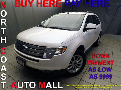 2010 Ford Edge SEL As low as $999 DOWN in Cleveland, Ohio