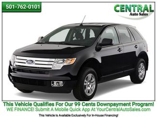 2010 Ford Edge SE   Hot Springs, AR   Central Auto Sales in Hot Springs AR