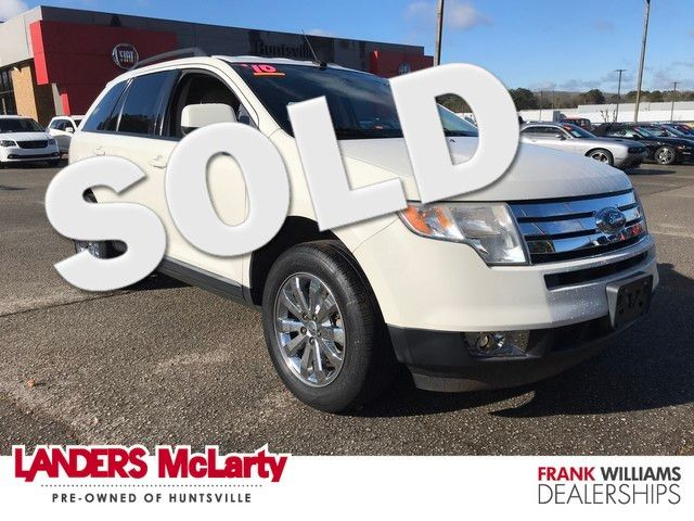 2010 Ford Edge SEL | Huntsville, Alabama | Landers Mclarty DCJ & Subaru in  Alabama