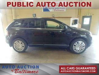 2010 Ford Edge Limited   JOPPA, MD   Auto Auction of Baltimore  in Joppa MD