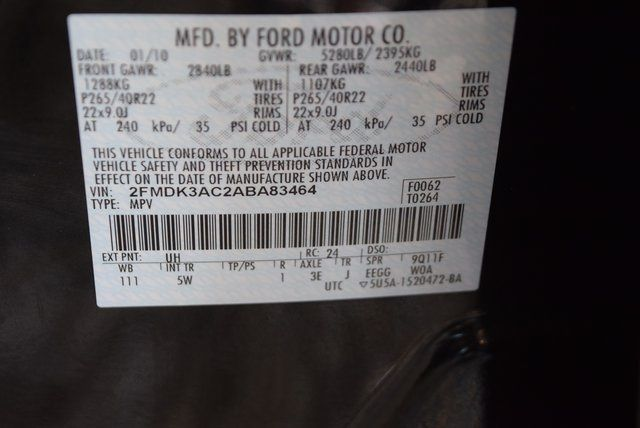 2010 Ford Edge Sport in McKinney Texas, 75070