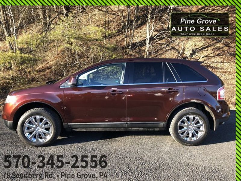 2010 Ford Edge Limited | Pine Grove, PA | Pine Grove Auto Sales in Pine Grove, PA