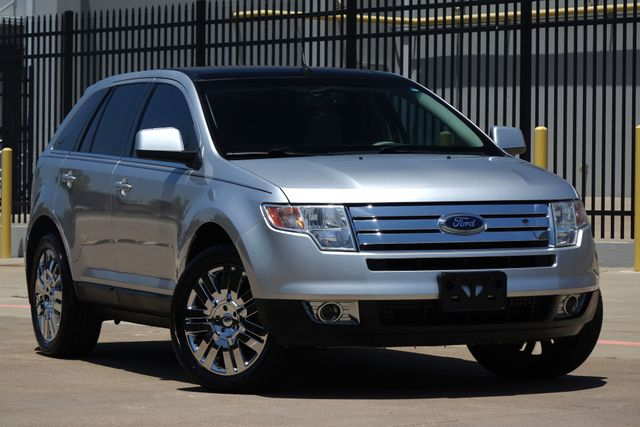 2010 Ford Edge Limited * NAVI * Panoramic Roof * CHROME 20's * TX