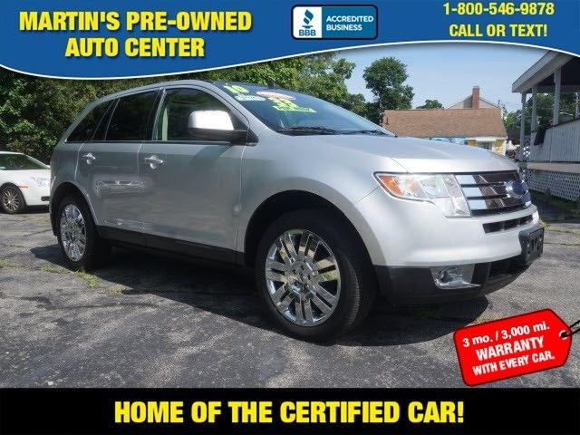 2010 Ford Edge in Whitman MA