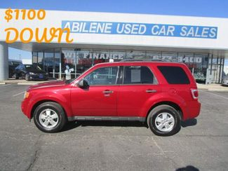 2010 Ford Escape XLT  Abilene TX  Abilene Used Car Sales  in Abilene, TX