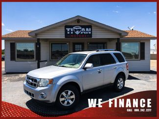 2010 Ford Escape Limited in Amarillo, TX 79110