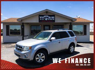 2010 Ford Escape Limited in Amarillo, TX 79110