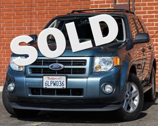 2010 Ford Escape Hybrid Burbank, CA