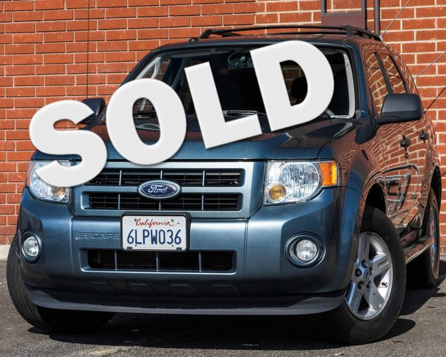 2010 Ford Escape Hybrid Burbank, CA 0