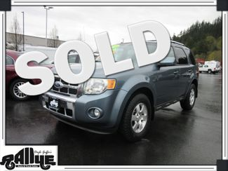 2010 Ford Escape Limited AWD in Burlington, WA 98233