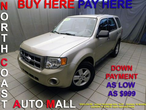 2010 Ford Escape XLSAs low as $999 DOWN in Cleveland, Ohio