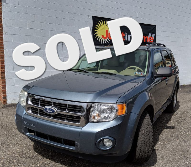 2010 Ford Escape XLT | Endicott, NY | Just In Time, Inc. in Endicott NY