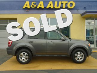 2010 Ford Escape Limited in Englewood CO, 80110