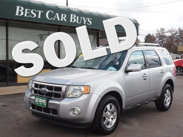 2010 Ford Escape Limited Englewood, CO