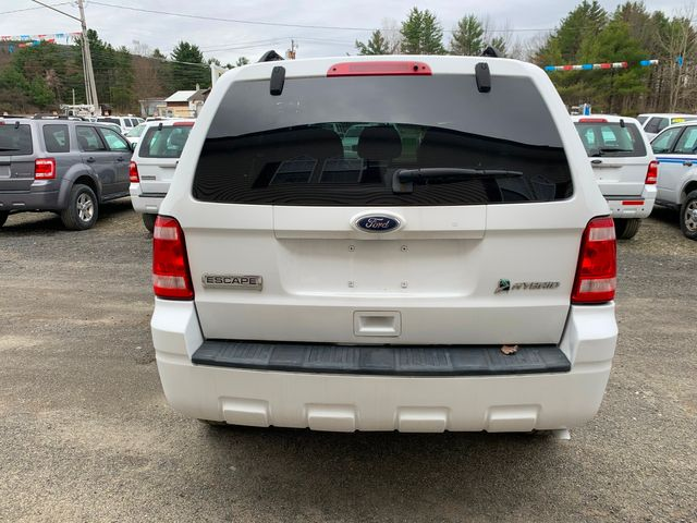 2010 Ford Escape Hybrid Hoosick Falls, New York 3