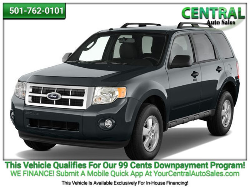 2010 Ford Escape XLT   Hot Springs, AR   Central Auto Sales in Hot Springs AR